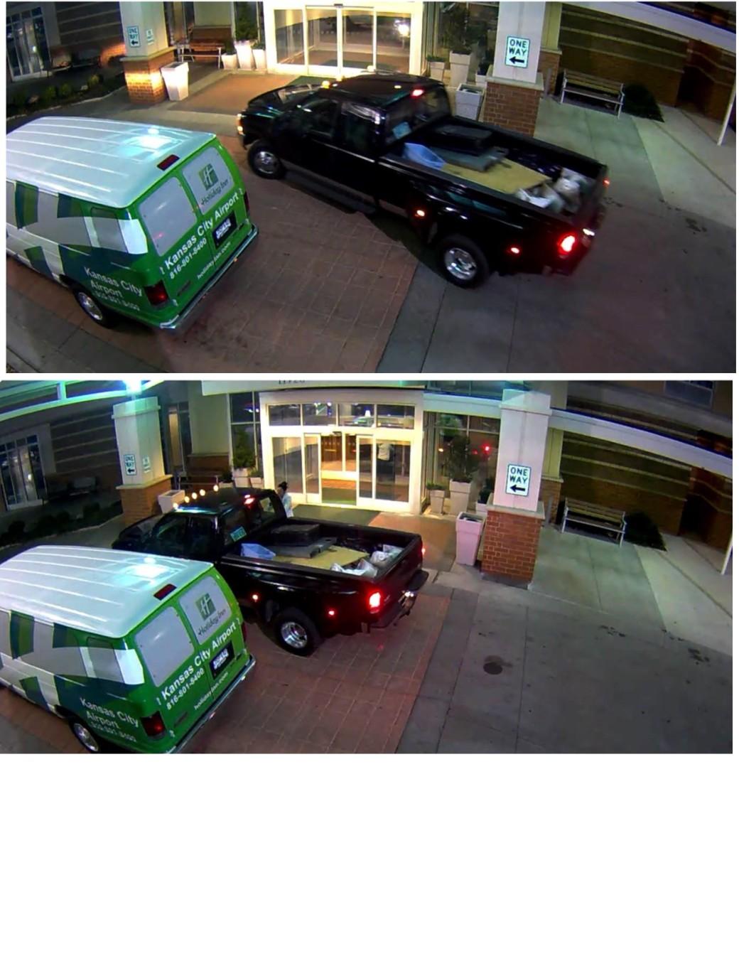 truck in theft